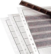 Pixel Peeper - Clasificadora de plástico para negativos de 35 mm (25 unidades)