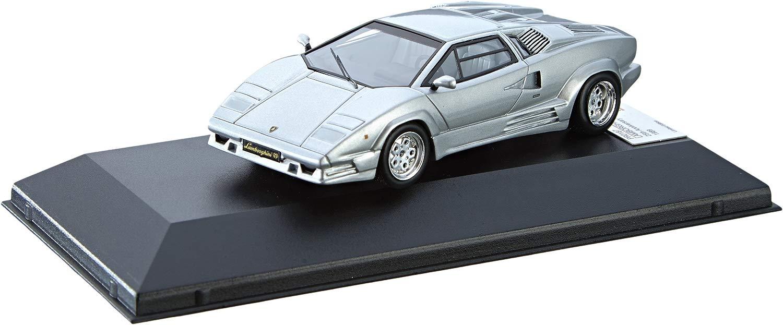 PremiumX Lamborghini Countach 25th Anniversary 1989 argento 1 43 modello