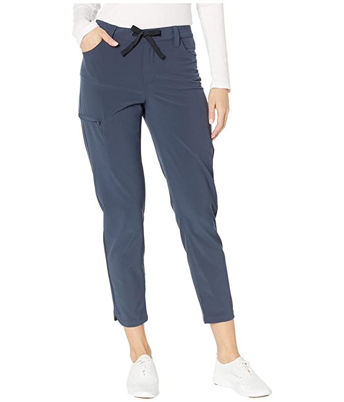 Toad&Co Jetlite Crop Pants (Nightsky) Women