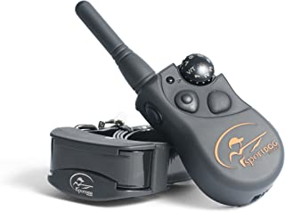 SportDOG Brand 425 Remote Trainers - 500 Yard Range E-Collar with Shock, Vibrate and Tone - Waterproof, Rechargeable - Including New X-Series