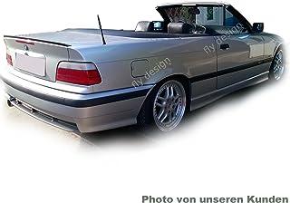 Car Tuning24 50445149 wie Performance und M3 3ER E36 M3 CABRIO SPOILER HECKSPOILER SPOILERLIPPE LIPPE HECKSPOILERLIPPE