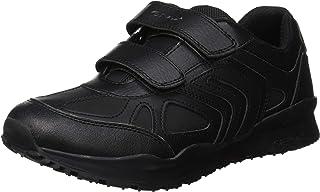 Geox Pavel, Boys' Sneakers, Black