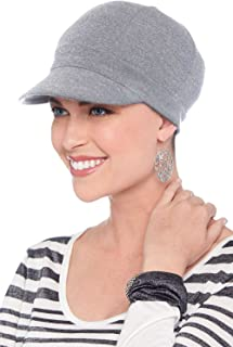 soft hats for bald heads