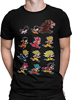 Camisetas La Colmena-4003-Evolutions of King Monkey (albertocubatas)