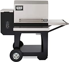 Myron Mixon BARQ-1700 Wood Pellet Grill from, Industry Leading Pellet Smoker Grill Ensures Top Flavors, Barbecue Grill with Easy Functionality, Pellet Grills for All BBQ Enthusiasts