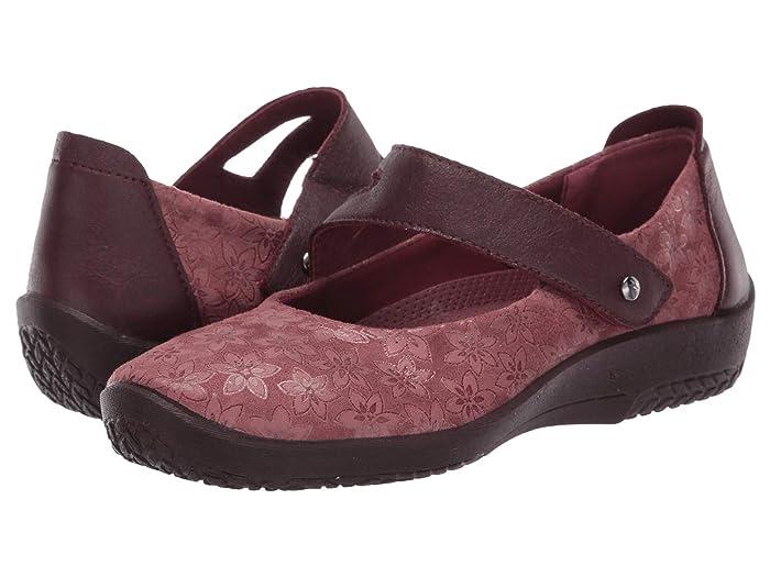 Arcopedico  Cosmo (Pink Agatha) Womens Shoes