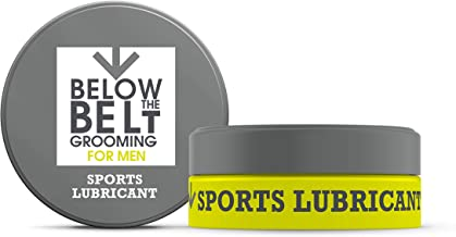 Below The Belt Grooming Sports Lubricant - Anti Chafing - 50ml