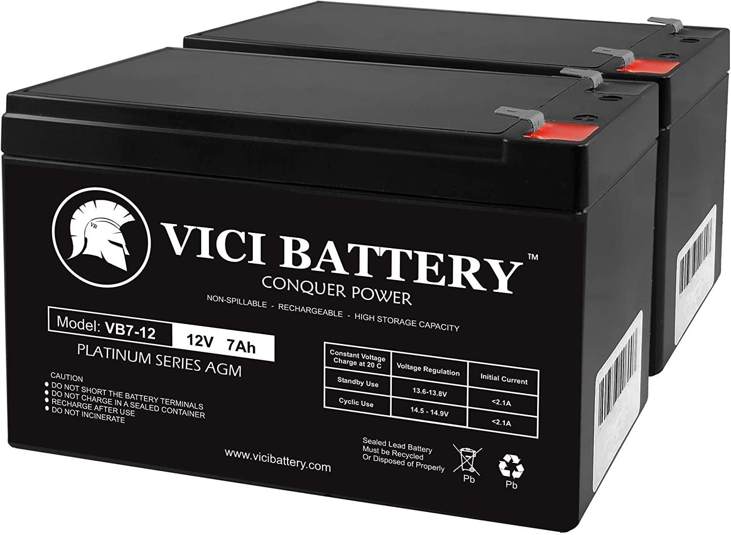specialty Direct sale of manufacturer shop para Systems Minuteman MM1KCP 1 UPS Replacement VICI Battery by