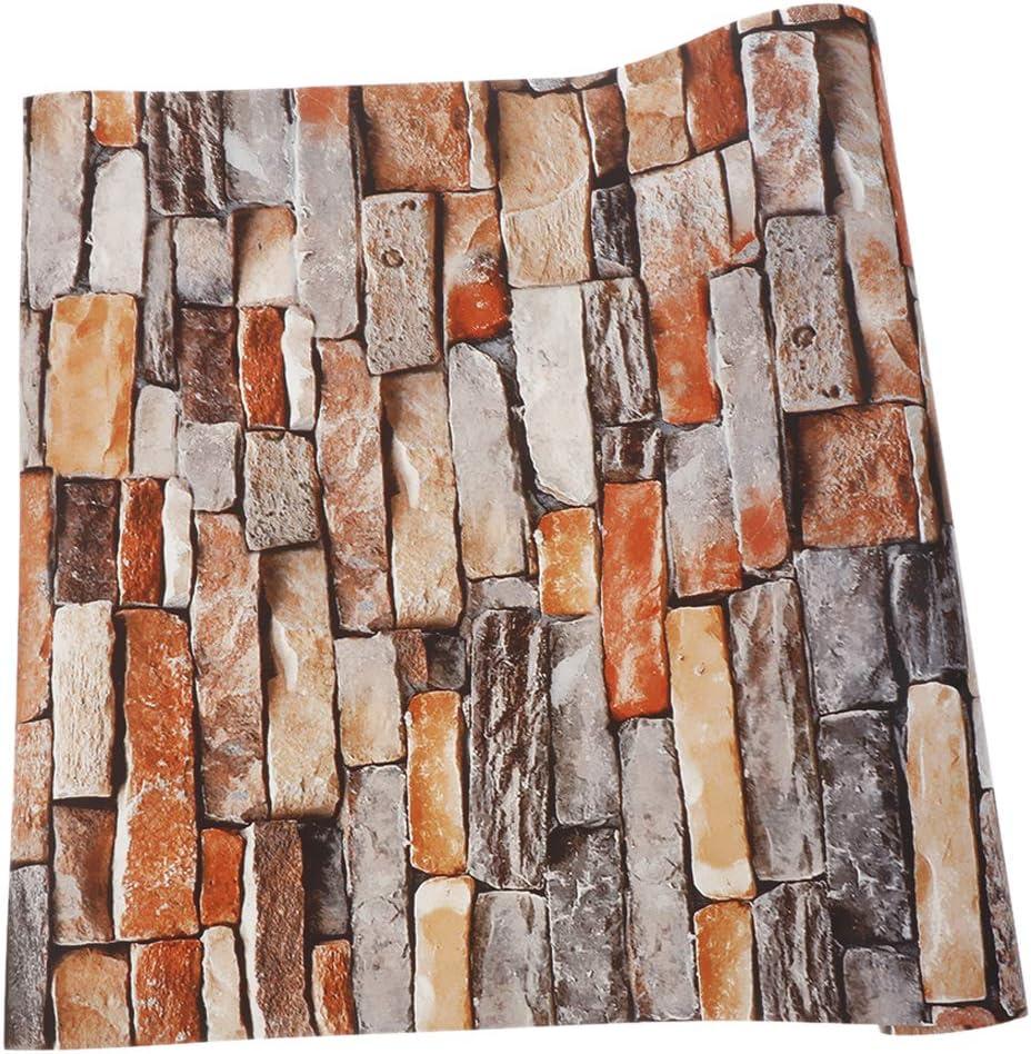 homozy 3D Self-Adhesive Wall Panels New Free Shipping 2021 new Wallpaper Sofa Bricks For TV