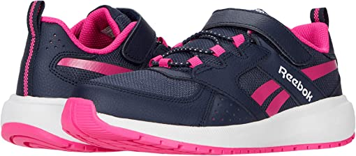 Vector Navy/Proud Pink/White