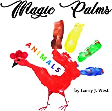 Magic Palms. Animals: Picture Book For Kids