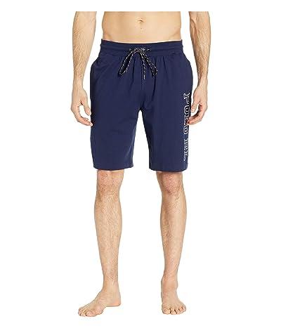 Polo Ralph Lauren Jersey Sleep Shorts (Cruise Navy/Nevis Polo RL) Men