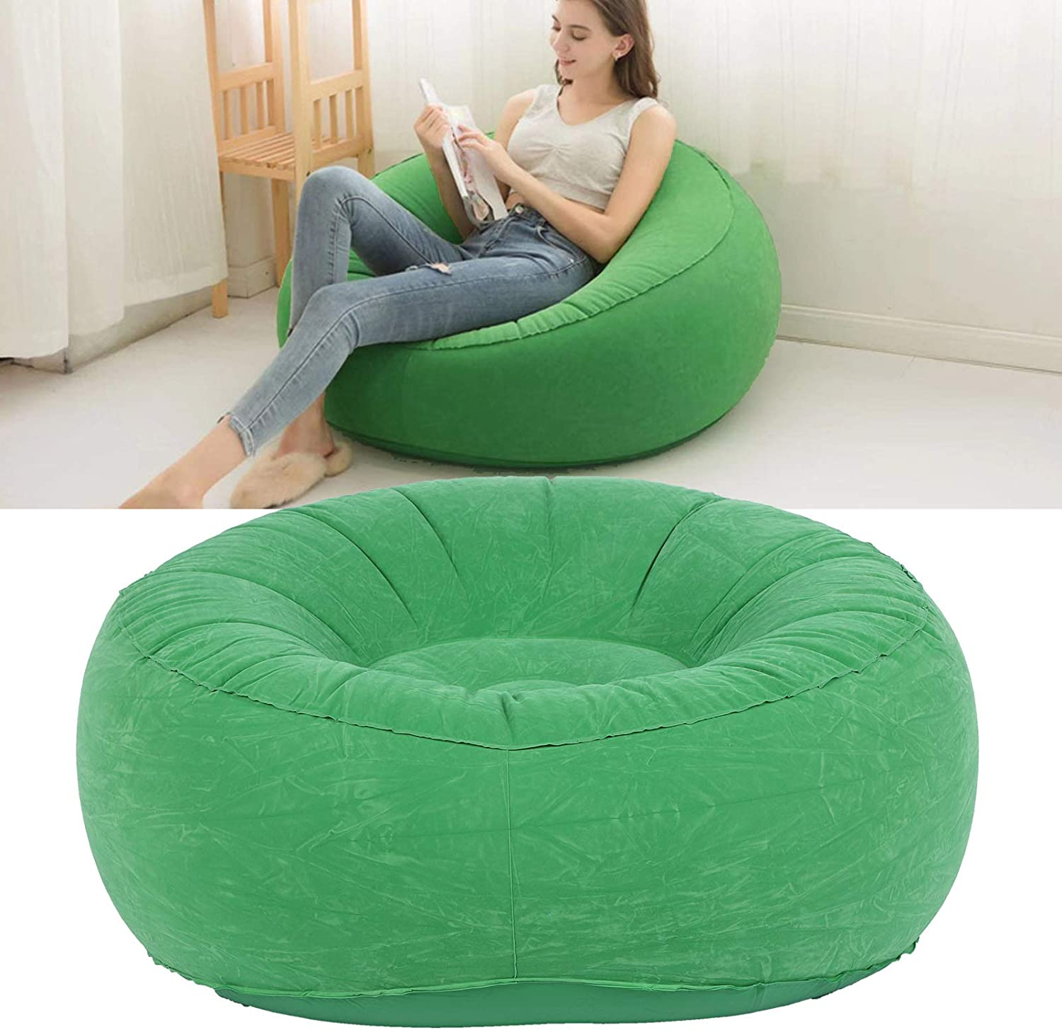 Kudoo Fort Worth Mall Single Sofa Seattle Mall Foldable Home Light Gre Garden for