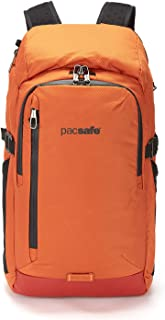 PacSafe Venturesafe X30-30L Anti-Theft Outdoor/Adventure-Ergonomic Design, Burnt Orange, 30 Liter