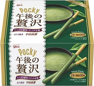 江崎グリコ ポッキー午後の贅沢(宇治抹茶) 大容量ボックス