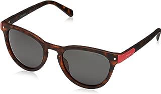 Polaroid Sunglasses Girl's Pld8026s Polarized Oval...