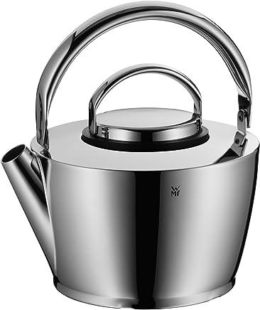 Preisvergleich für WMF Teekessel, 0,9 l, Cromargan Edelstahl, rostfrei, spülmaschinengeeignet
