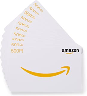 Amazonギフト券(マルチパック・カードタイプ) - 10枚組