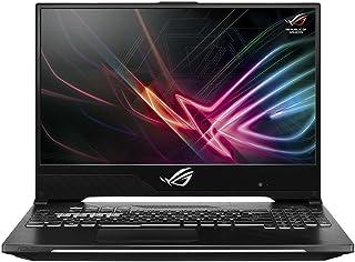 "Asus ROG Strix Hero II Gaming Laptop, 15.6"" 144Hz IPS-Type Slim Bezel, NVIDIA GeForce GTX 1060 6GB, Intel Core i7-8750H, 2..."