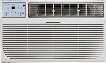 Keystone KSTAT12-1C 12000 BTU 115V Follow Me LCD Remote Control Through-The-Wall Air Conditioner