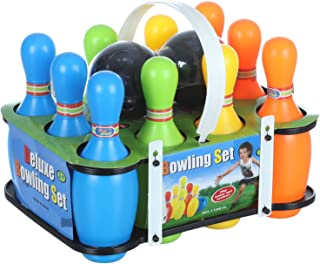 Kings Sport Bowling Set for Kids - 13 Pieces