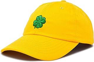 d9878dc2616 DALIX Four Leaf Clover Hat Baseball Cap St. Patrick s Day Cotton Caps
