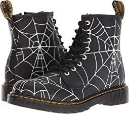 1460 Skull+Web (Little Kid/Big Kid)