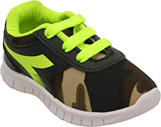 D'chica Bro Cool Camouflage Sneakers for Boys
