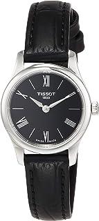 Tissot Tradition 5.5 Black Dial Ladies Watch T0630091605800