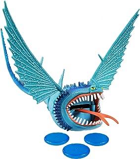 ヒックとドラゴン バーク島の冒険 デラックスフィギュア サンダードラム【DRAGONS DEFENDERS OF BERK / HOW TO TRAIN YOUR DRAGON】THUNDERDRUM