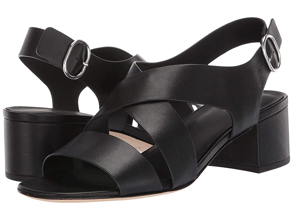 Via Spiga Fallen (Black Modena Calf Leather) Women