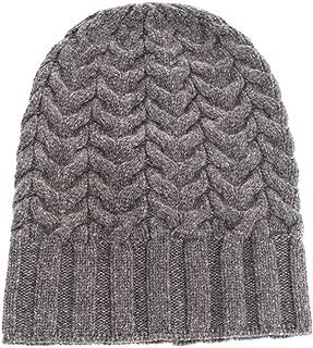 LORO PIANA Luxury Fashion Womens FAI8830M006 Grey Hat | Fall Winter 19