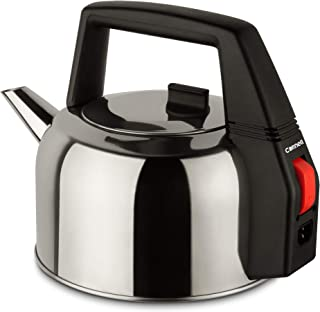 Cornell CSK351 Electric Kettle Large Capacity 4.2L Silver/Black