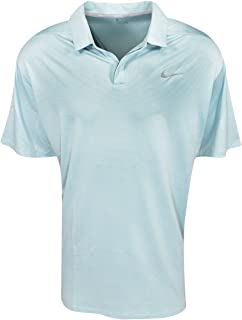 Nike Dry Control Stripe Men's Golf Polo - Black