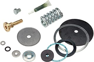 Zurn Wilkins Repair Kit, Rubber, Stainless Steel, Iron, Chrome, Brass 1-1/4