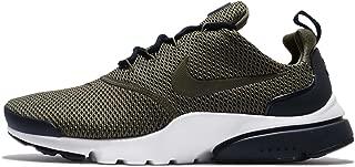 NIKE Mens Air Presto Ultra SE Shoes (Green/Black, 10.5 D(M) US)