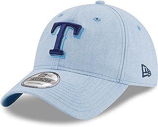 low priced f40b9 c6c7f New Era Texas Rangers 2018 Father s Day 9TWENTY Adjustable Hat – Light Blue