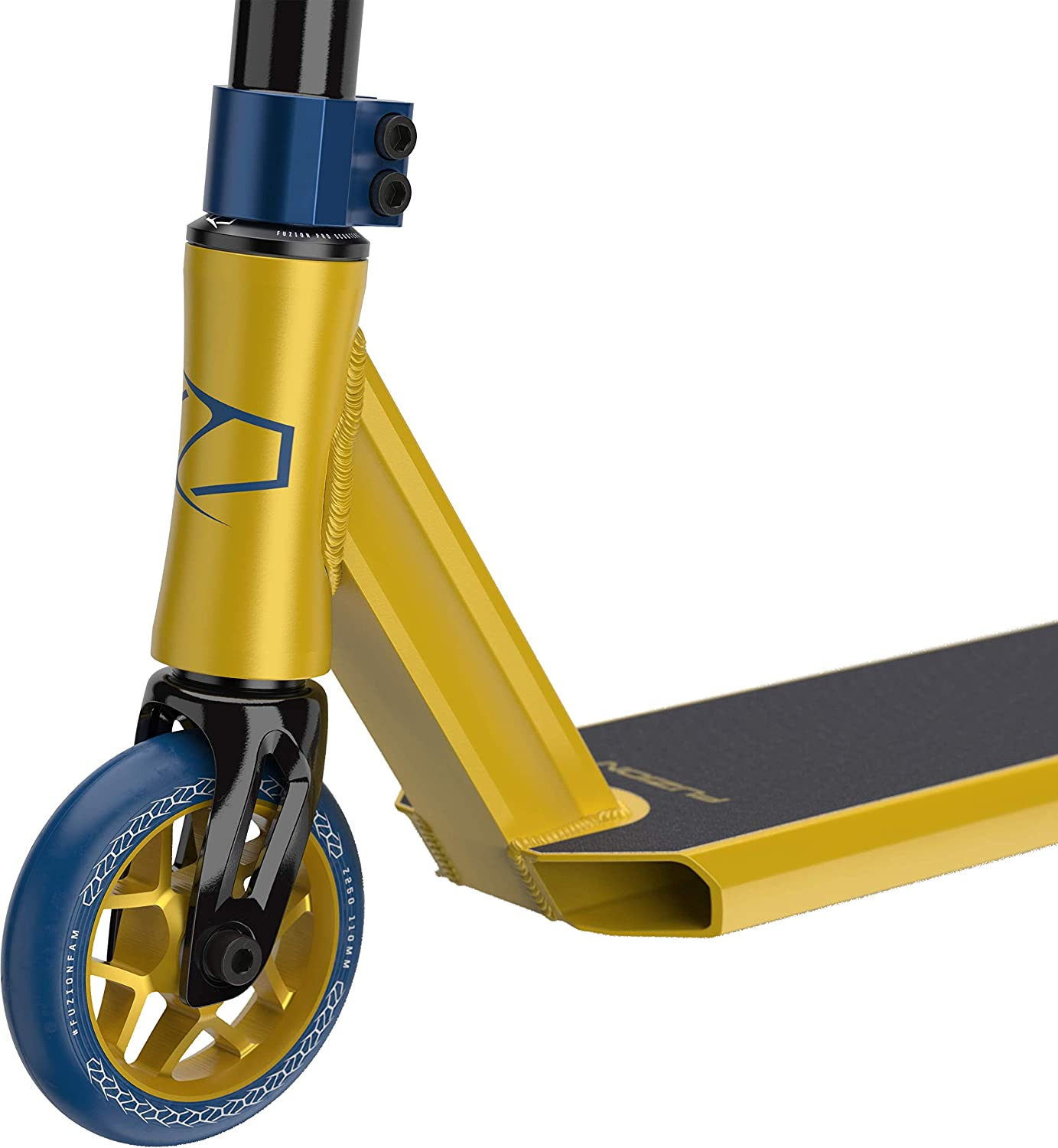 Smooth Teens and Adults Fuzion Z250 Pro Scooters Intermediate and Beginner Stunt Scooters for Kids 8 Years and Up Trick Scooter Freestyle Kick Scooter for Boys and Girls Durable