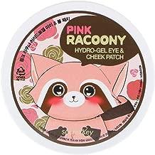 Secret Key Pink Racoony Hydro Gel Eye Cheek Patch 60 Patches