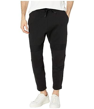 G-Star Motac Slim Tapered Sweatpants (Dark Black) Men
