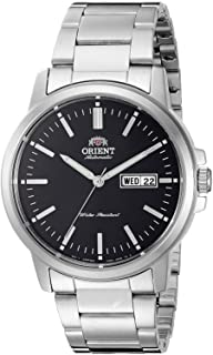 Orient Japanese Automatic Stainless Steel Strap, Silver, 7 Casual Watch (Model: RA-AA0C01B19A)