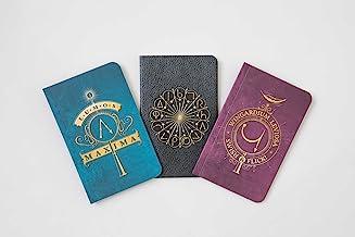 Harry Potter: Spells Pocket Journal Collection: Set of 3