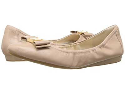 Cole Haan Tali Bow Ballet (Maple Sugar) Women