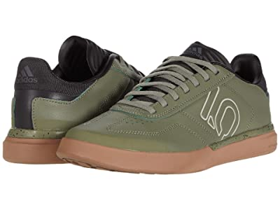 Five Ten Sleuth DLX PU (Grey Two/Legacy Green/Grey Two) Men