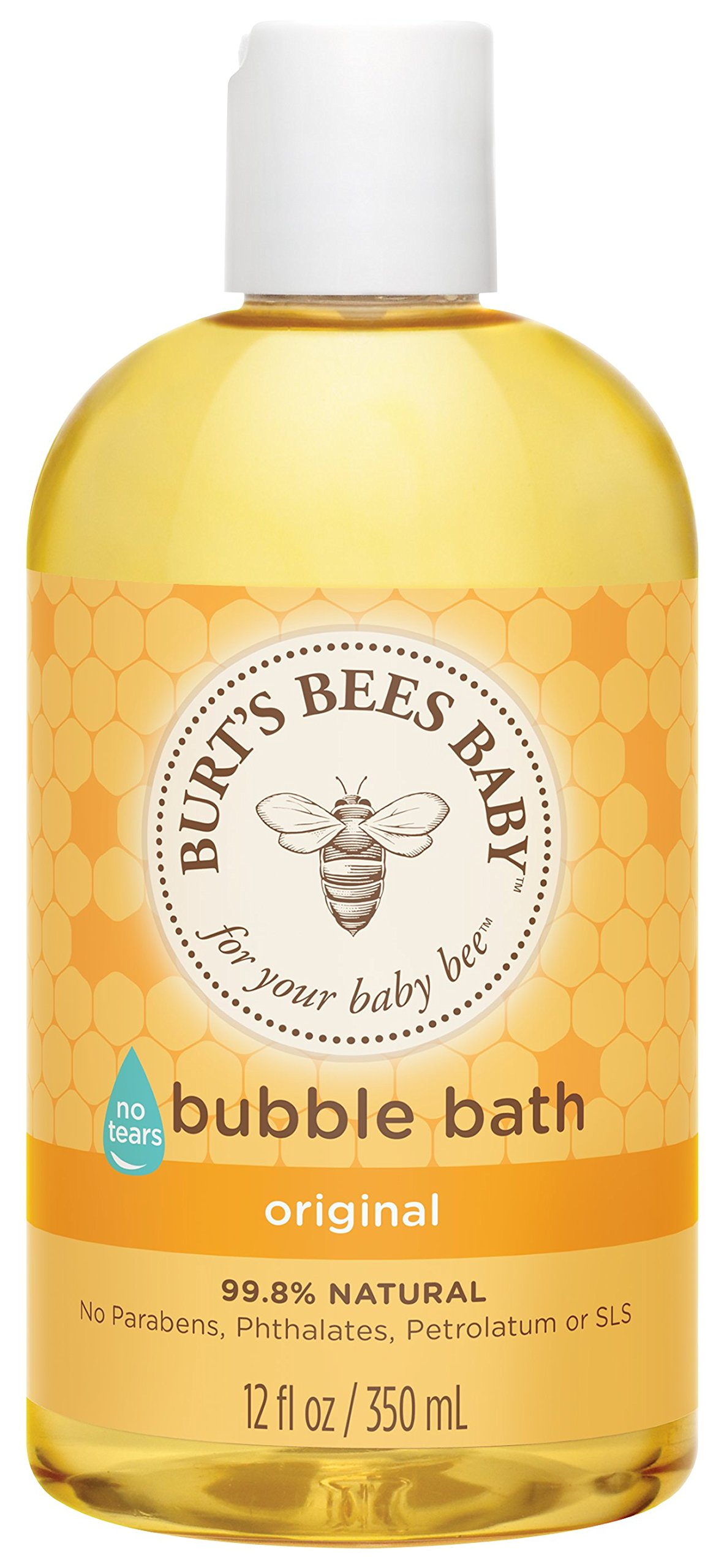 Burts Bees Baby Bubble Packaging
