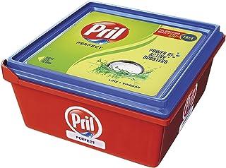 Pril Dish Wash Bar - 500 g with Free Dura Scrub