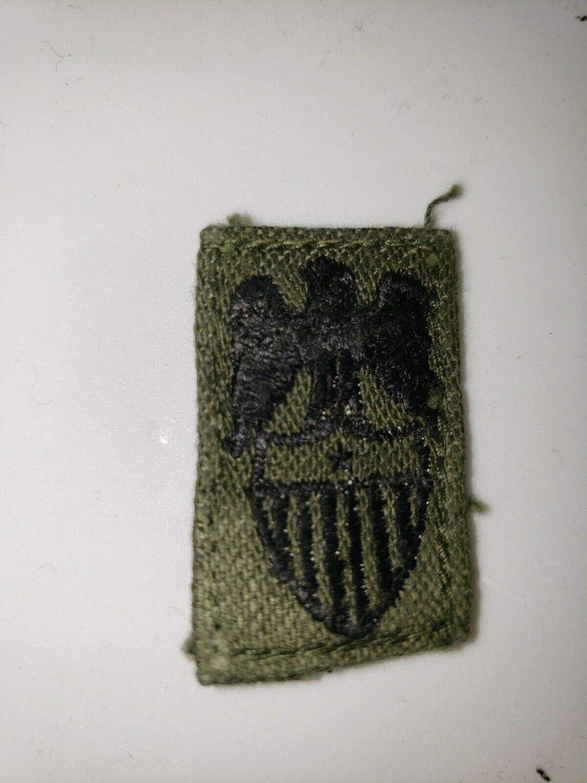 Vintage Reproduction K0723 Vietnam US Cloth A Branch Max 68% OFF Emblem Army San Francisco Mall