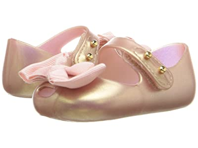 Mini Melissa My First Melissa (Infant) (Metallic Pink) Girls Shoes
