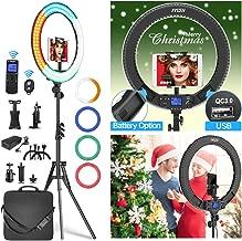 ipad photo booth ring light