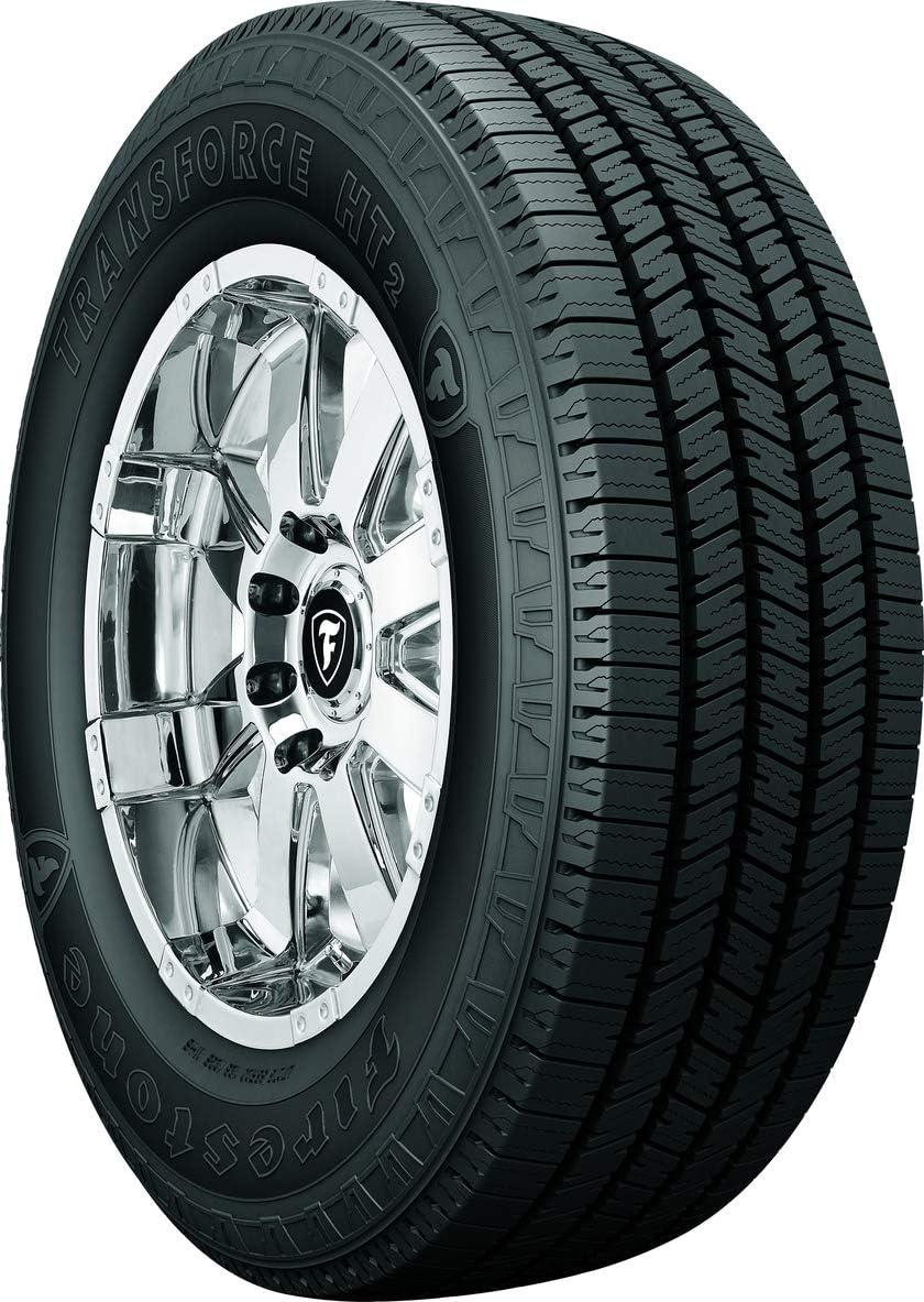 Firestone Transforce HT2 Highway Terrain Commercial Light Truck Tire